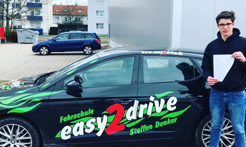 Fahrschule Dammerstock Autofuehrerschein B BA
