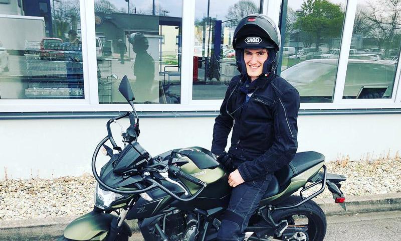 Steffen Denker easy2drive Rueppurr Motorradfuehrer