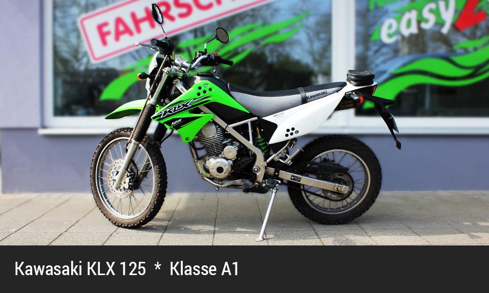 Steffen Denker Motorradfuehrerschein A A1 A2 125 E